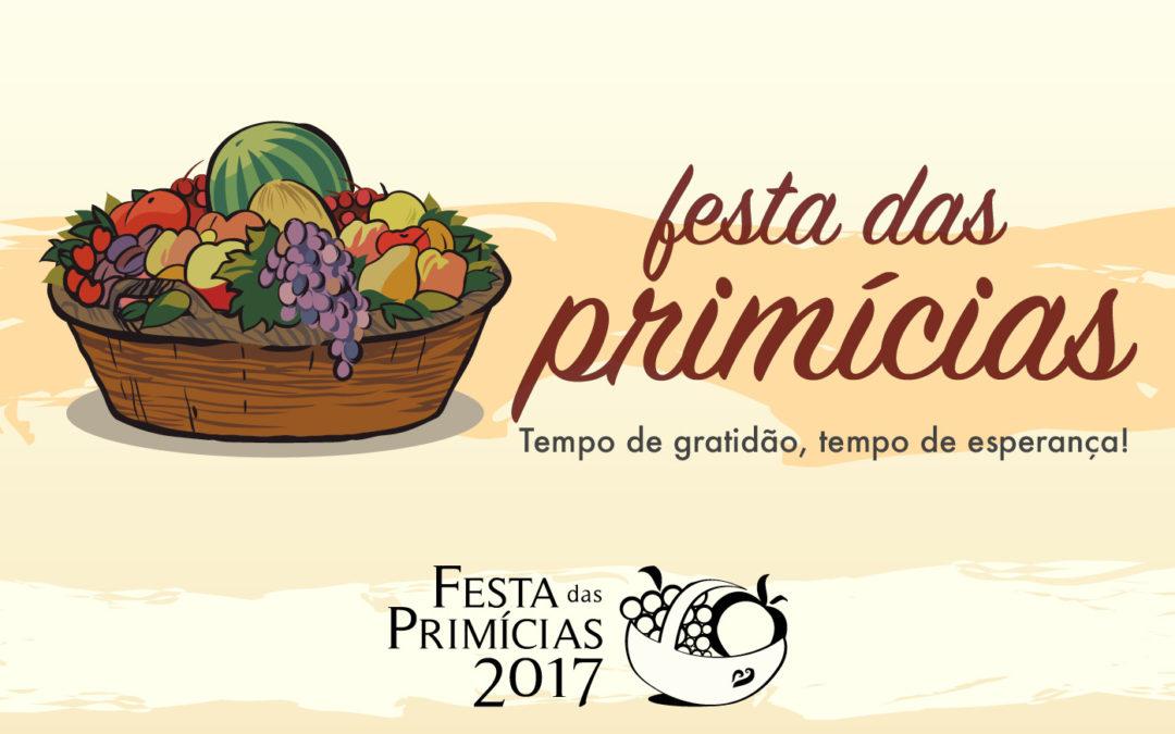 Festa das Primícias